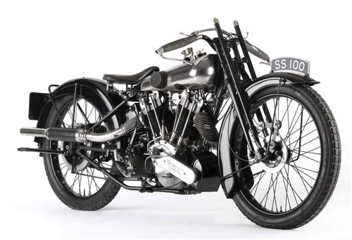 Brough-Superior legenda