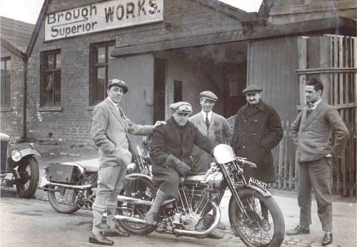 1 Brough Superior
