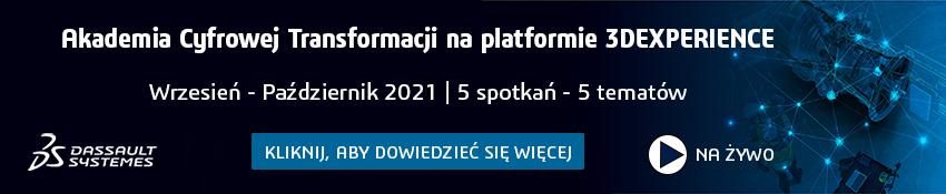 baner Akademia Cyfrowej Transformacji sierpień 2021