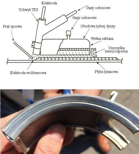 Inteligentny Projektowanie i Konstrukcje Inżynierskie - Spawalność tytanu i PV61